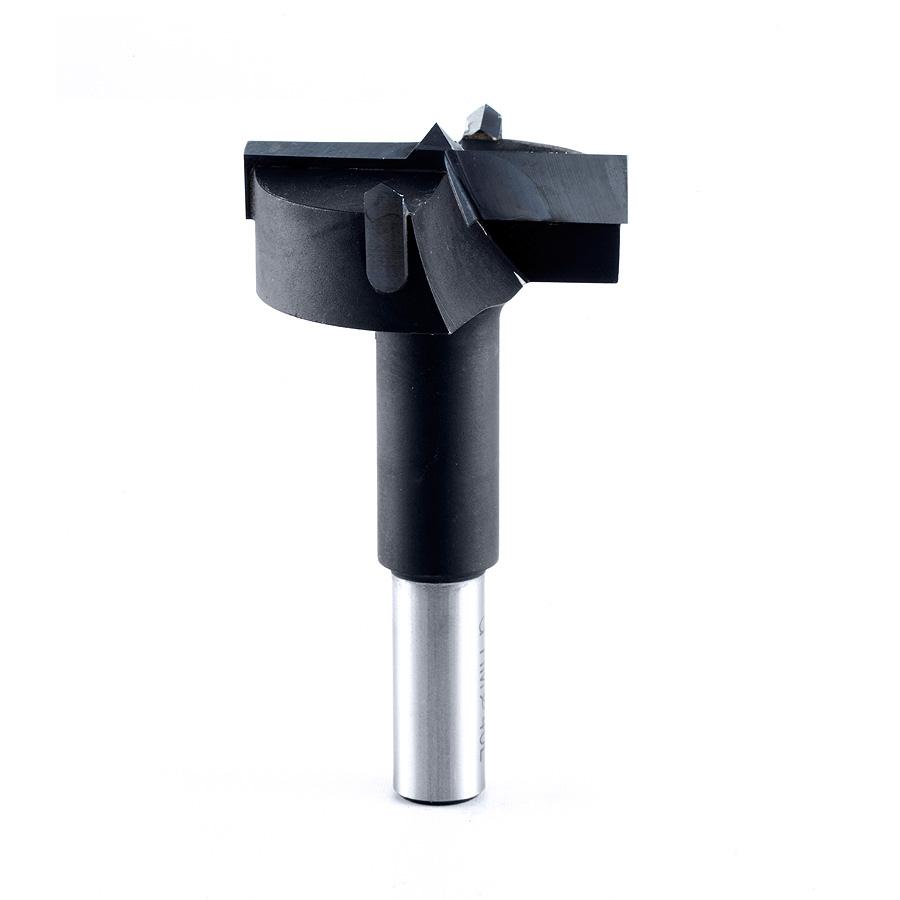 203261 Carbide Tipped Hinge Boring Bit R/H 26mm Dia x 57mm Long x 10mm Shank