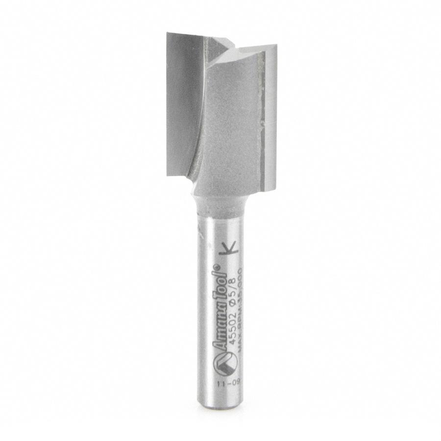 45502 Carbide Tipped Mortising 5/8 Dia x 3/4 x 1/4 Inch Shank