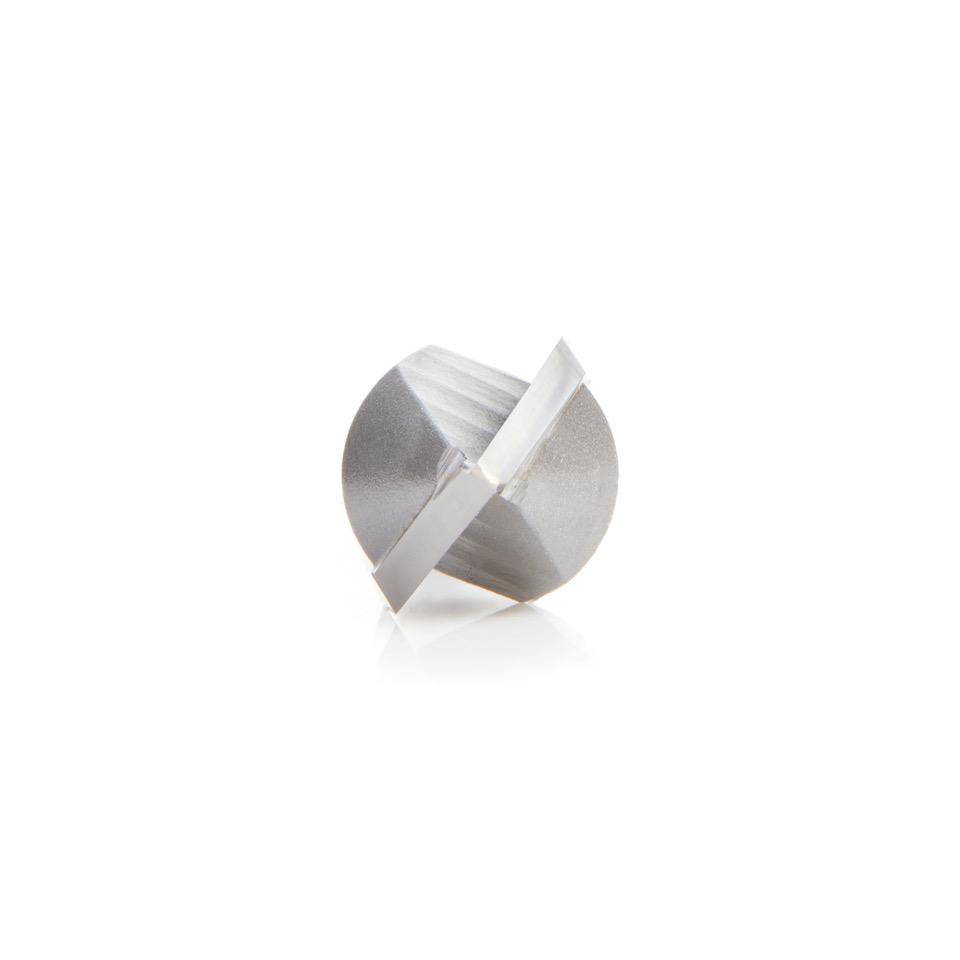 45705-M Carbide Tipped V-Groove 60 Deg x 12.7mm Dia x 10.5mm x 6mm Shank