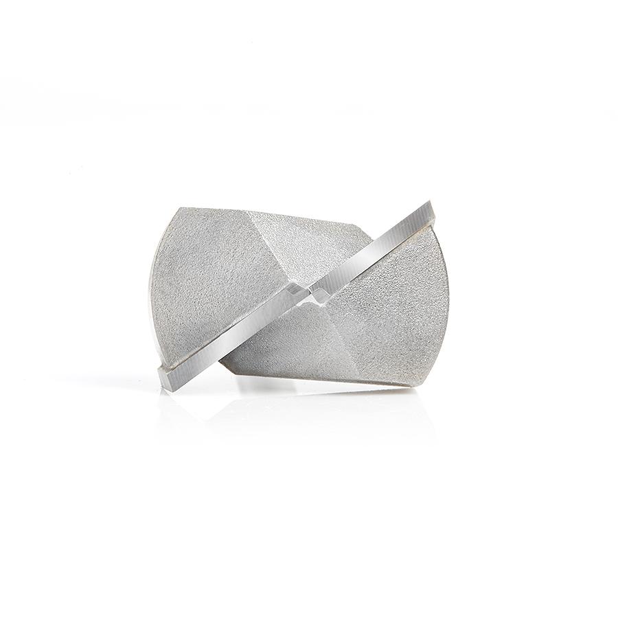 45746 Carbide Tipped V-Groove 140 Deg x 32mm Dia x 12.1mm x 6mm Shank Amana Tool