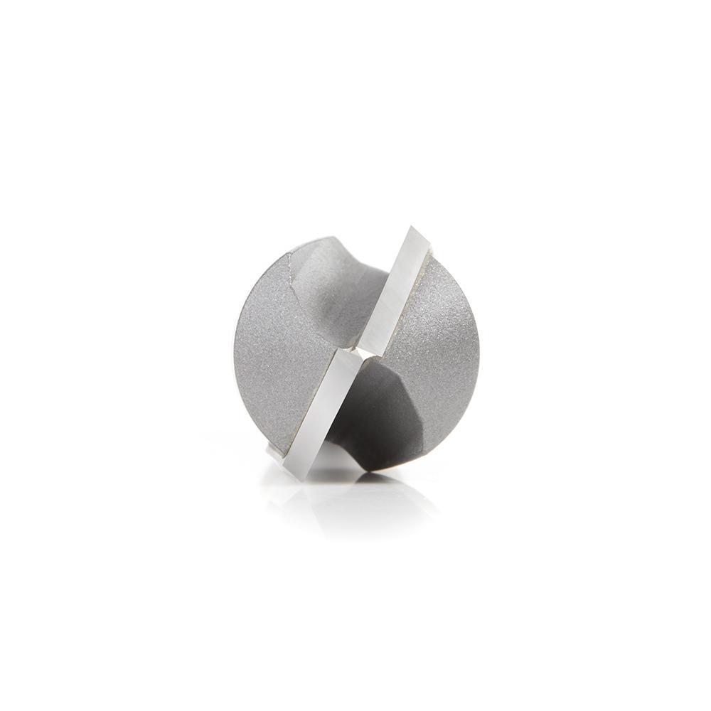 45753 Carbide Tipped V-Groove 120 Deg x 19.5mm (49/64) Dia x 5mm (13/64) x 12.7mm (1/2) Shank