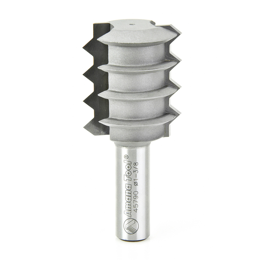 45790 Carbide Tipped V Joint 80 Deg x 1-3/8 Dia x 1-37/64 x 1/2 Inch Shank