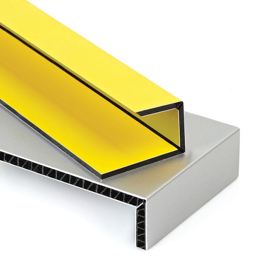 45747 Carbide V-Groove 90 Deg. Folding for Composite Material Panels Like TCM, CCM, ACM. 0.090 Inch Tip Width x 3/8 x 1/2 Dia. x 1/2 Inch Shank ZrN Coated Router Bit