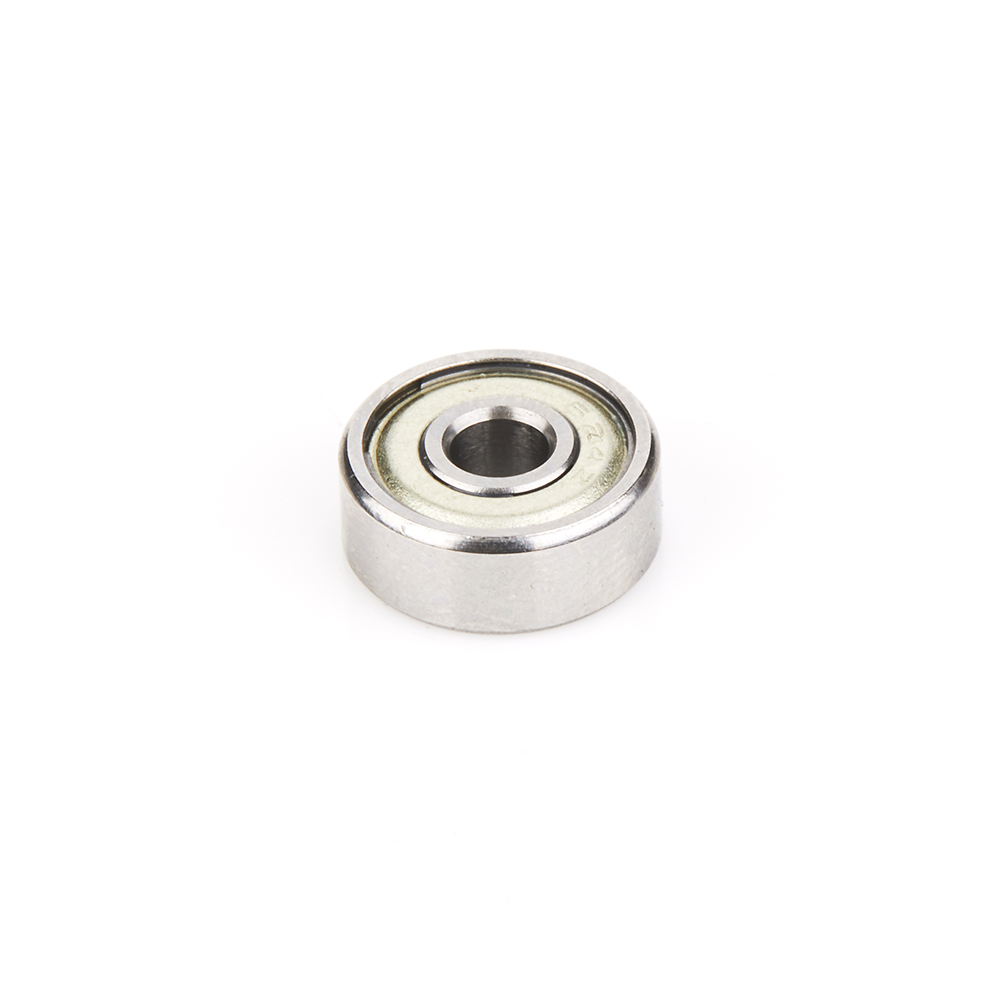 47664 Metric Steel Ball Bearing Guide 13mm Overall Dia x 4mm Inner Dia x 4mm Height