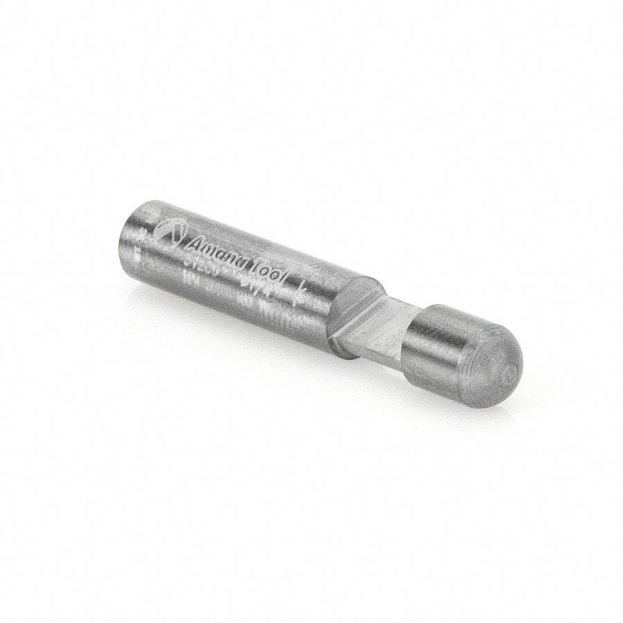 51200 Solid Carbide Panel Pilot Flush Trim 1/4 Dia x 1/4 x 1/4 Inch Shank 1-Flute
