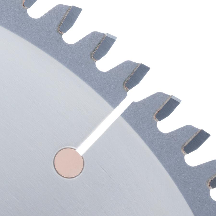 512961-30 Carbide Tipped Aluminum and Non-Ferrous Metals 12 Inch Dia x 96T TCG, -6 Deg, 30mm Bore