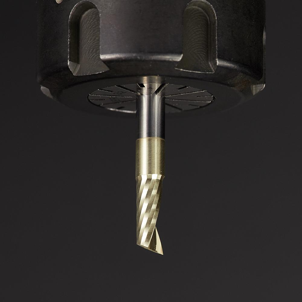 57342-Z Solid Carbide CNC Spiral