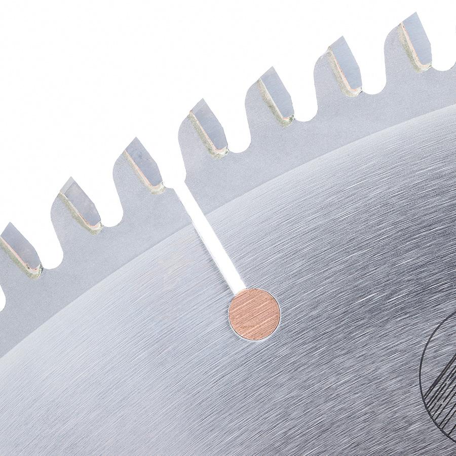 514108 Carbide Tipped Aluminum and Non-Ferrous Metals 14 Inch Dia x 108T TCG, -6 Deg, 1 Inch Bore