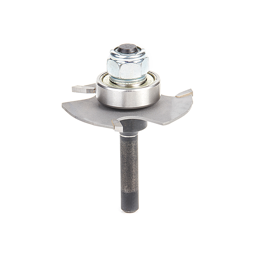 53402 Slotting Cutter Assembly 3 Wing x 1-7/8 Dia x 5/64 x 1/4 Inch Shank