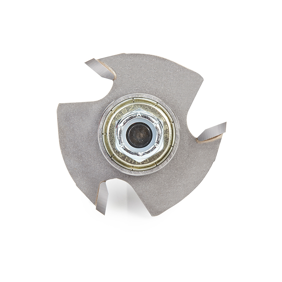 53409 Slotting Cutter Assembly 3 Wing x 1-7/8 Dia x 7/32 x 1/4 Inch Shank