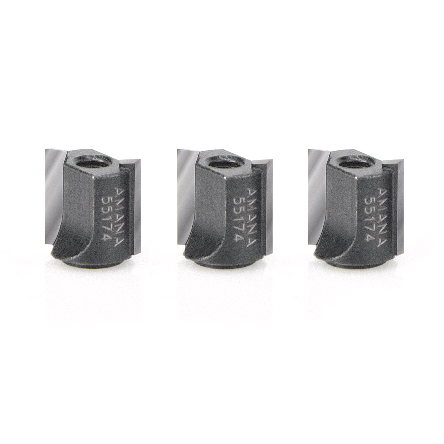 55174 3-Pack Cutters for #47174 (Replaces Ocemco #TA-176)