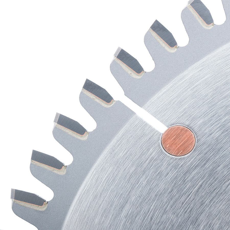 575601 Carbide Tipped Aluminum and Non-Ferrous Metals 7 Inch Dia x 58T TCG, -6 Deg, 5/8 Bore