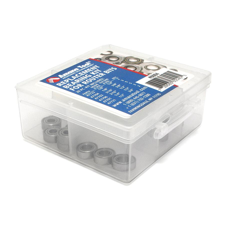 6004 20 Piece Ball Bearing Replacement Kit