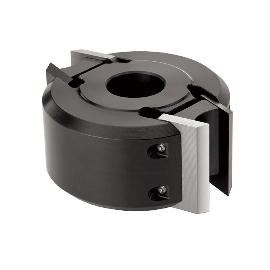 61249 Insert Carbide 2-Wing Profile Pro 110mm Dia x 60mm x 1-1/4 Bore Steelhead