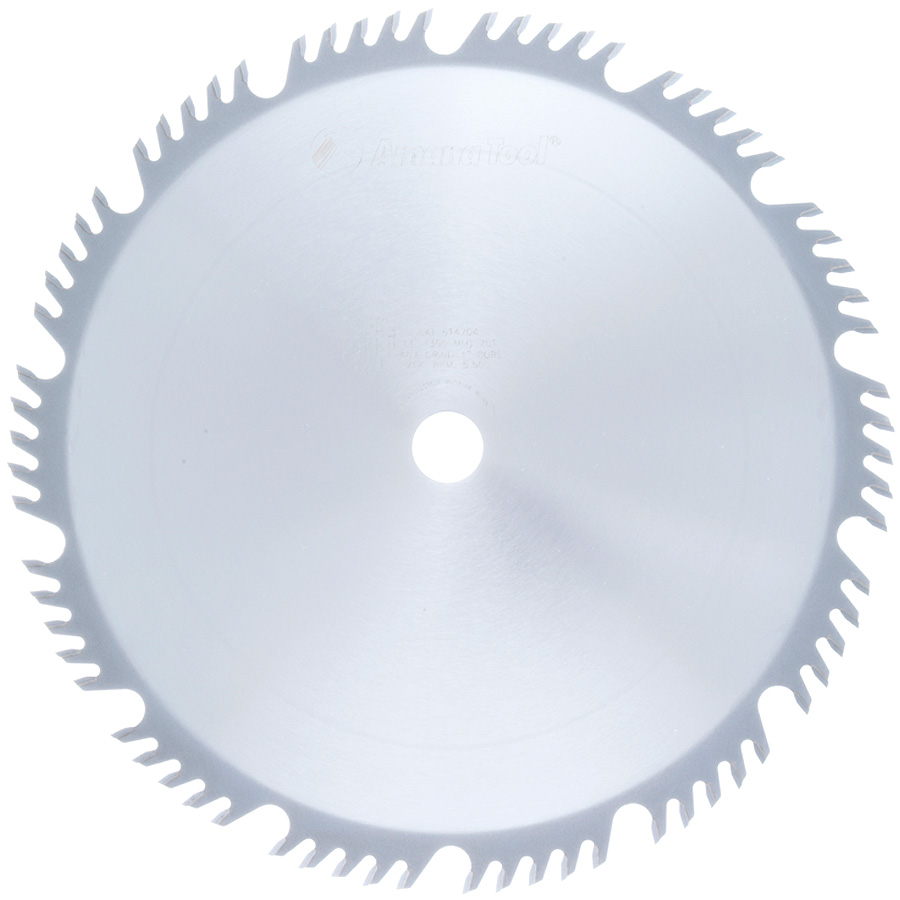 614704 Carbide Tipped Combination Ripping and Crosscut 14 Inch Dia x 70T 4+1, 15 Deg, 1 Inch Bore