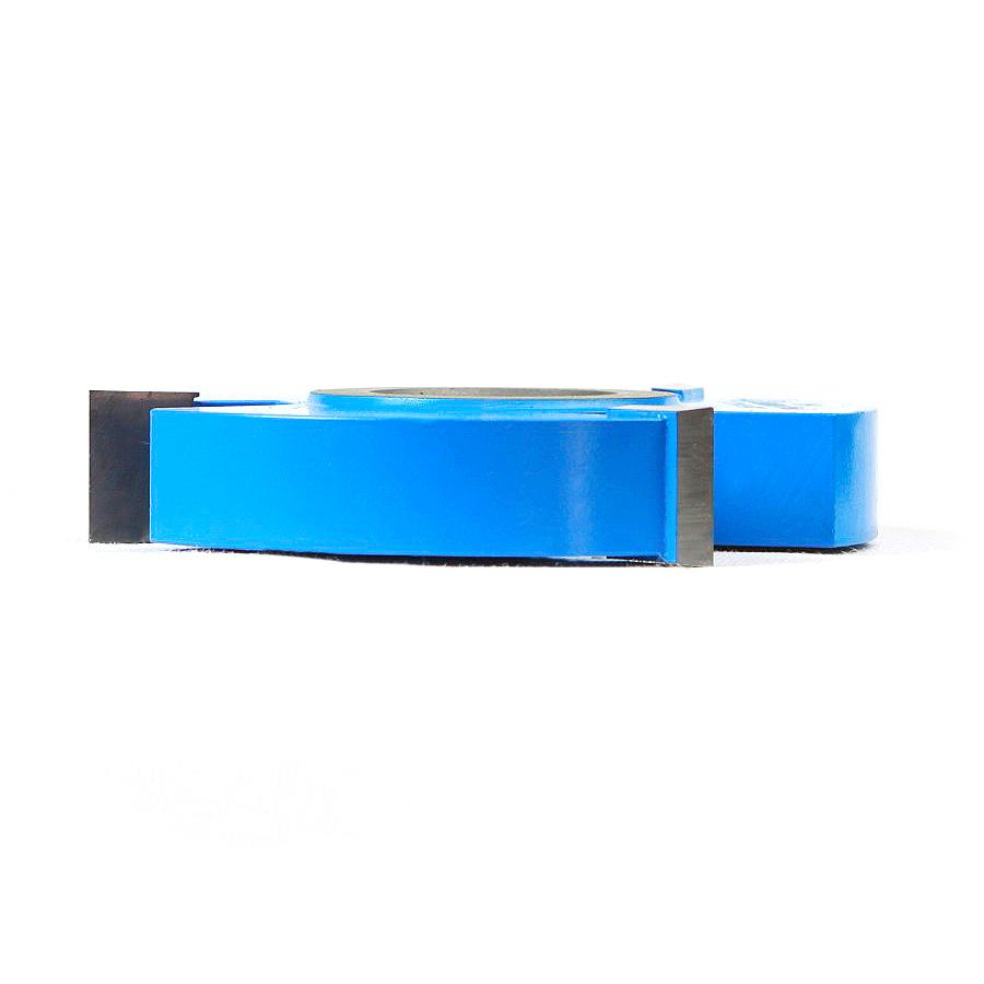 954 Carbide Tipped 3-Wing Straight Edge 2-5/8 Dia x 1/2 x 1/2 & 3/4 Bore