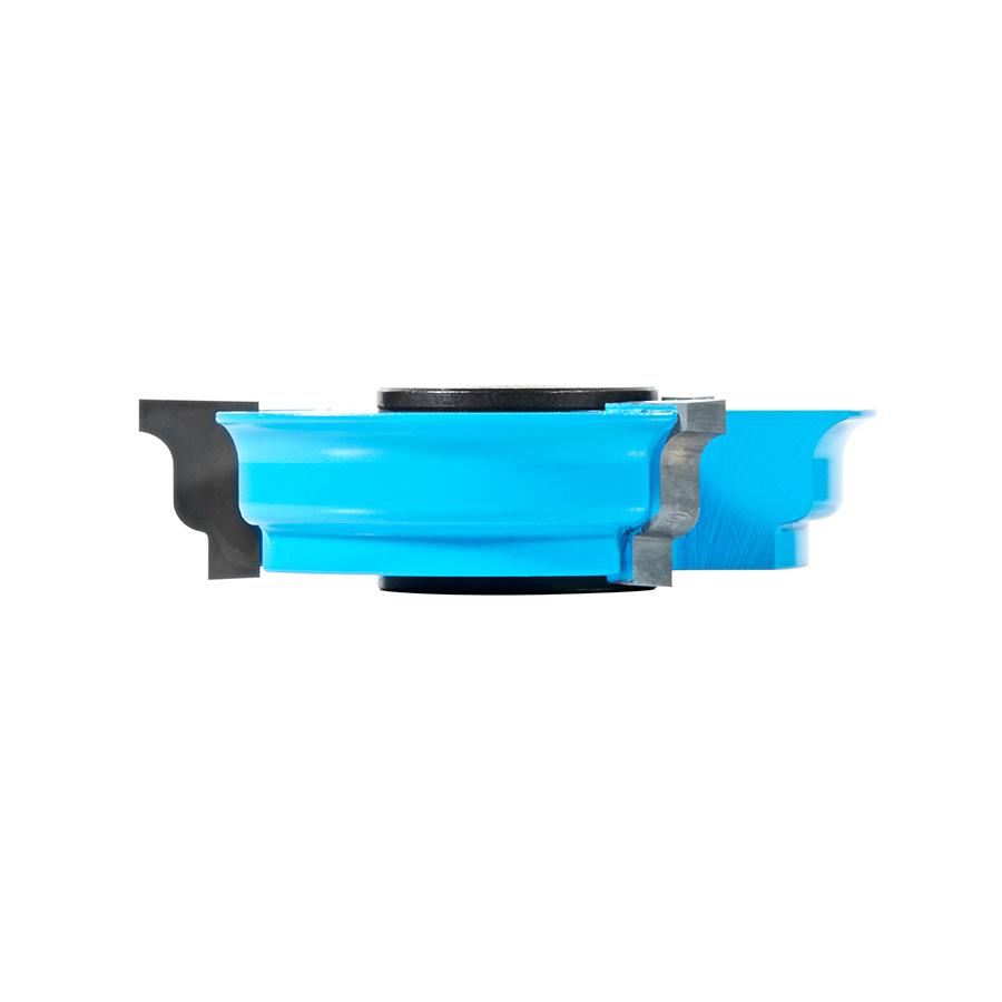 975 Carbide Tipped 3-Wing Female Sash 2-5/8 Dia x 5/8 x 1/2 & 3/4 Bore