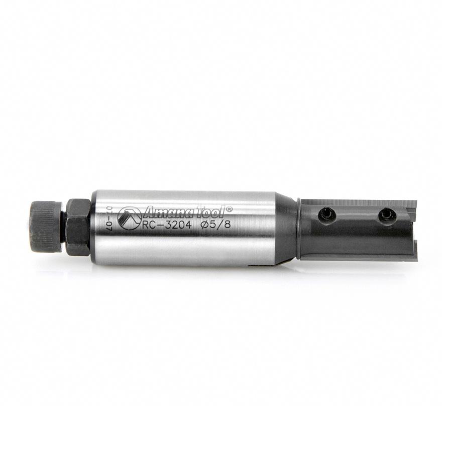 RC-3204 CNC Insert Straight 5/8 Dia x 30mm x 3/4 Shank