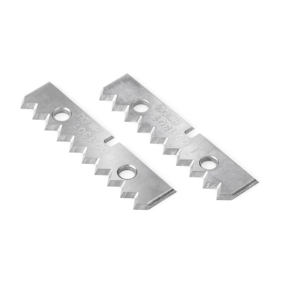 RCK-72 Pair of 50 x 12 x 1.5mm Insert Carbide Knives for