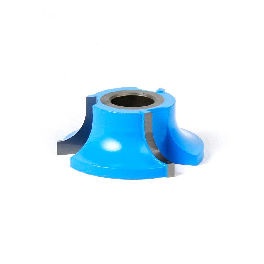 SC636 Carbide Tipped 3-Wing Corner Round 1/2 Radius x 2-5/8 Dia x 1 x 1/2 & 3/4 Bore