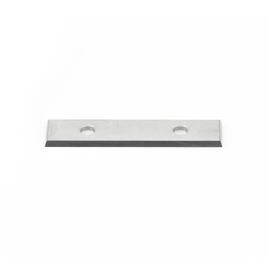 SRK-50 Solid Carbide 4 Cutting Edges Insert Knife Soft/Hardwood 50 x 12 x 1.5mm