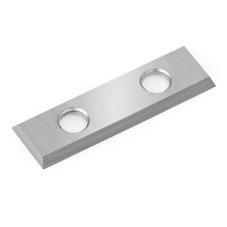 AMA-30 Solid Carbide 4 Cutting Edges Insert Knife General Purpose Wood, Chipboard, Plywood 30 x 9 x 1.5mm