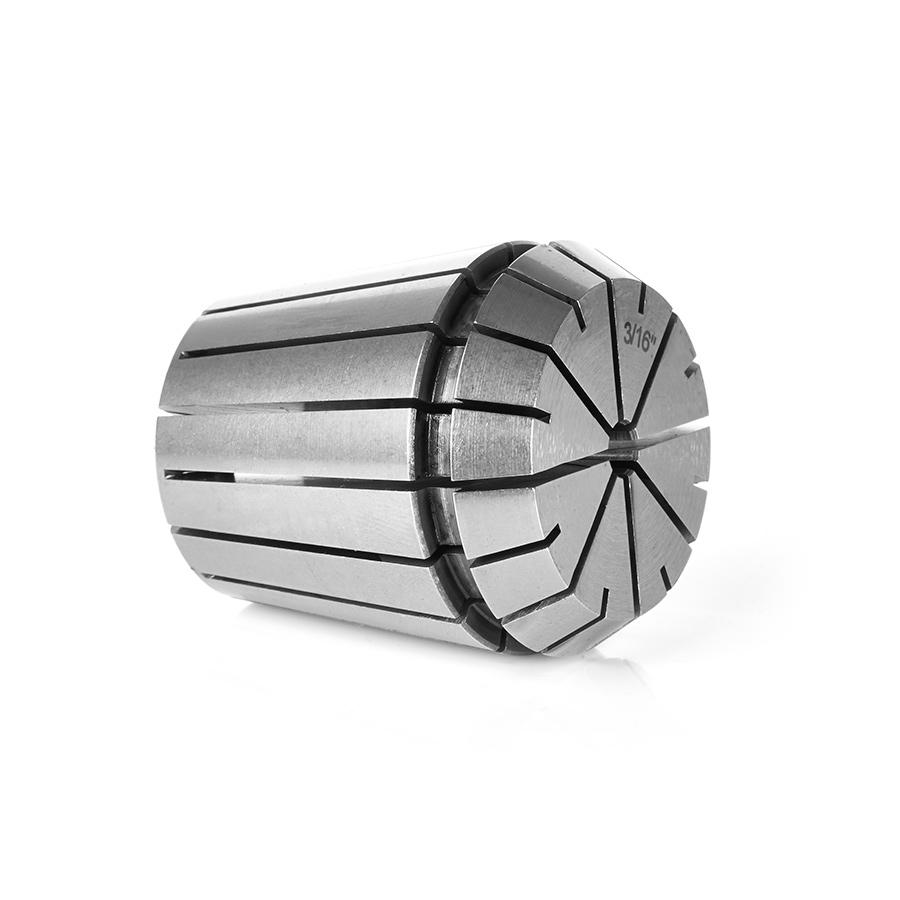 CO-264 3/16 Dia CNC High Precision Spring Collets for ER40 Tool Holder