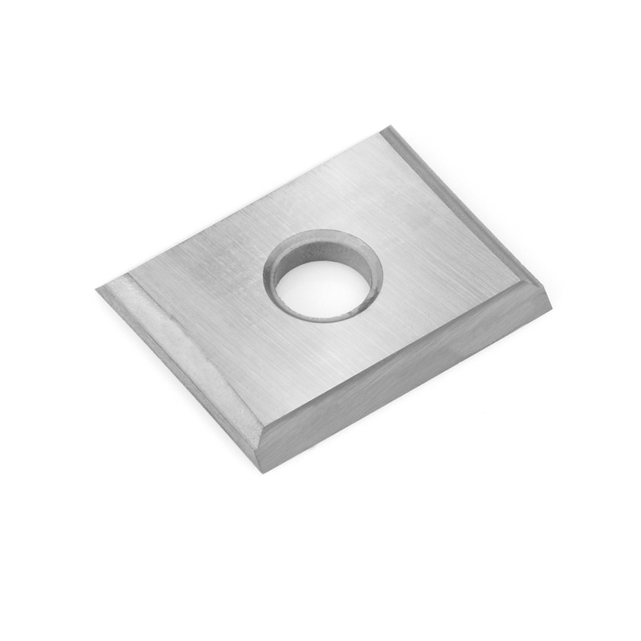 HCK-15 Solid Carbide 2 Cutting Edges Insert Knife MDF, Chipboard, Solid Surface 15 x 12 x 1.5mm