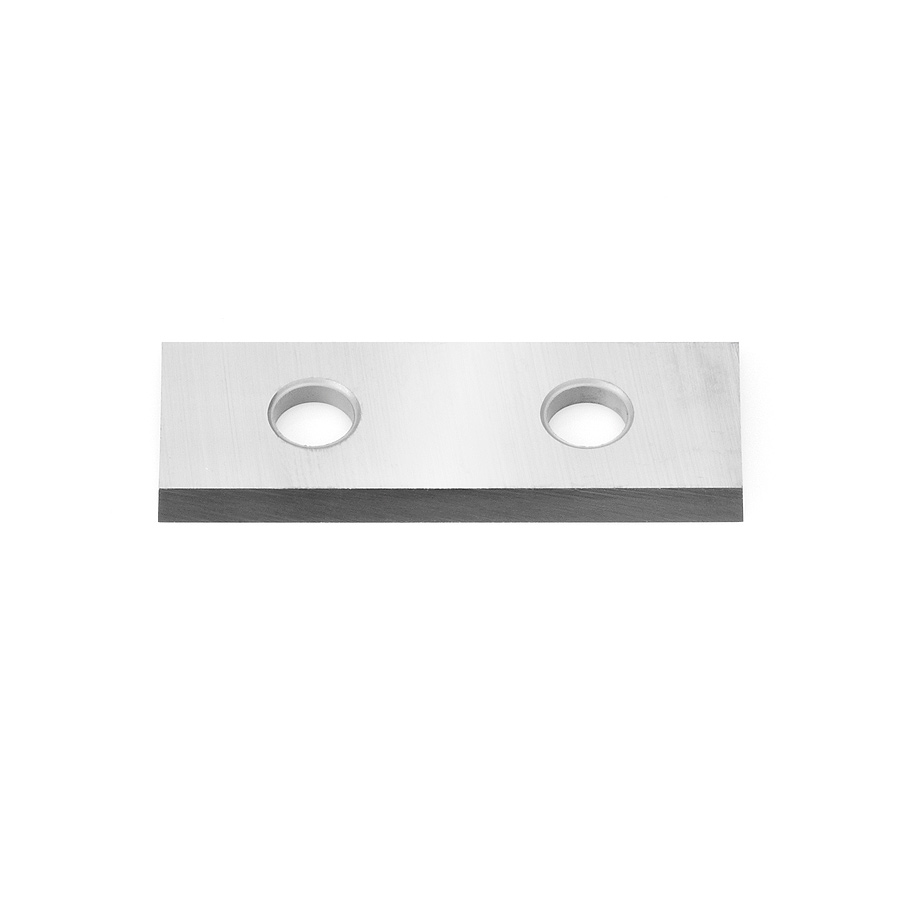 HCK-30 Solid Carbide 2 Cutting Edges Insert Knife MDF, Chipboard, Solid Surface 29.5 x 12 x 1.5mm
