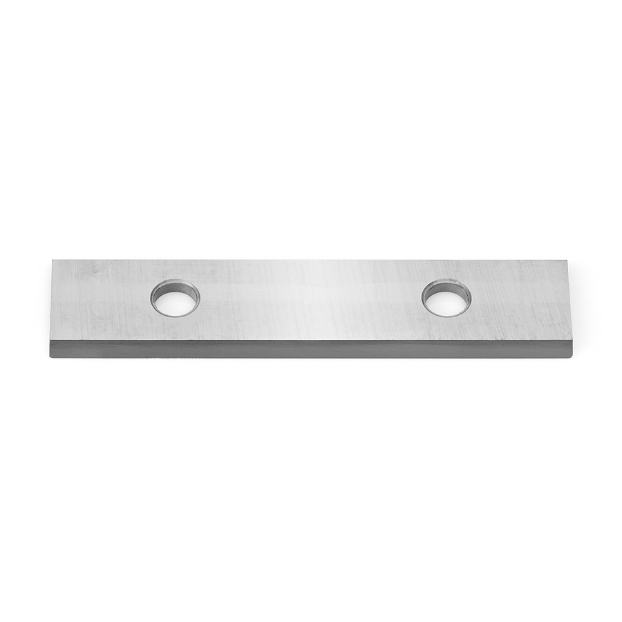 HCK-50 Solid Carbide 2 Cutting Edges Insert Knife MDF, Chipboard, Solid Surface 50 x 12 x 1.5mm