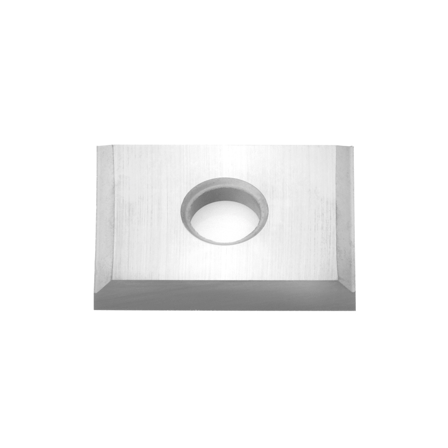 ICK-15 Solid Carbide 2 Cutting Edges Insert Knife General Purpose Wood, Chipboard, Plywood 15 x 12 x 1.5mm