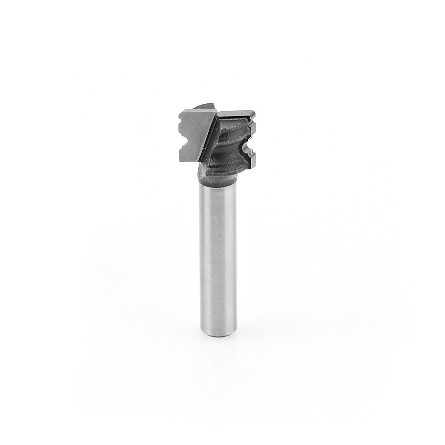 MM4040 Carbide Tipped Miniature Molding 3/64 Radius x 1/2 Dia x 3/8 x 1/4 Inch Shank