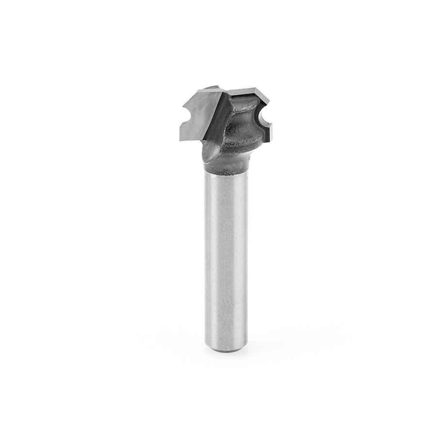 MM4060 Carbide Tipped Miniature Molding 1/16 Radius x 1/2 Dia x 5/16 x 1/4 Inch Shank