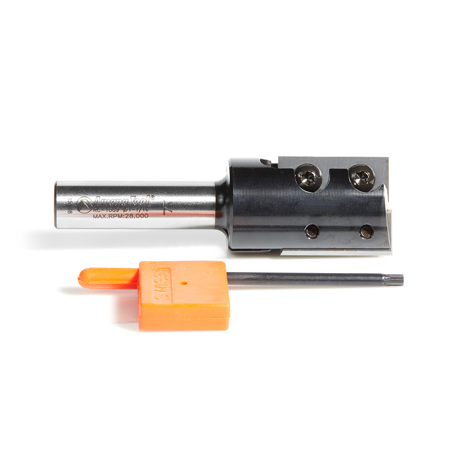 RC-1089 Insert Carbide Straight 1-1/16 Dia x 30mm x 1/2 Inch Shank