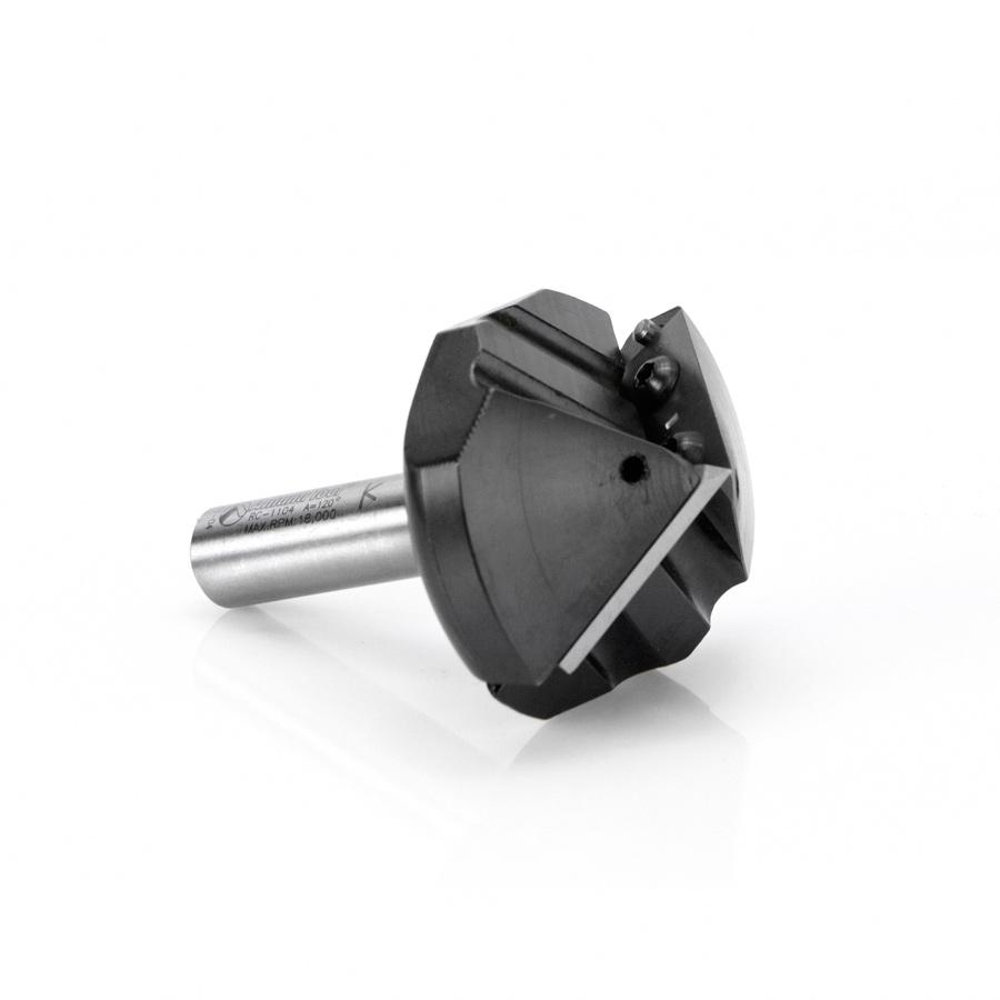 RC-1104 Insert V-Groove 120 Deg x 2-1/32 x 1/2 Inch Shank CNC
