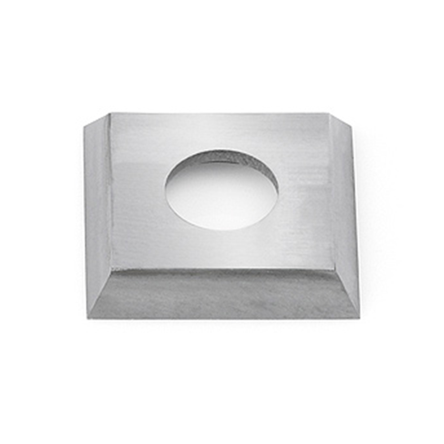 RCK-15 Solid Carbide 4 Cutting Edges Insert Knife General Purpose Wood, Chipboard, Plywood 15 x 15 x 2.5mm