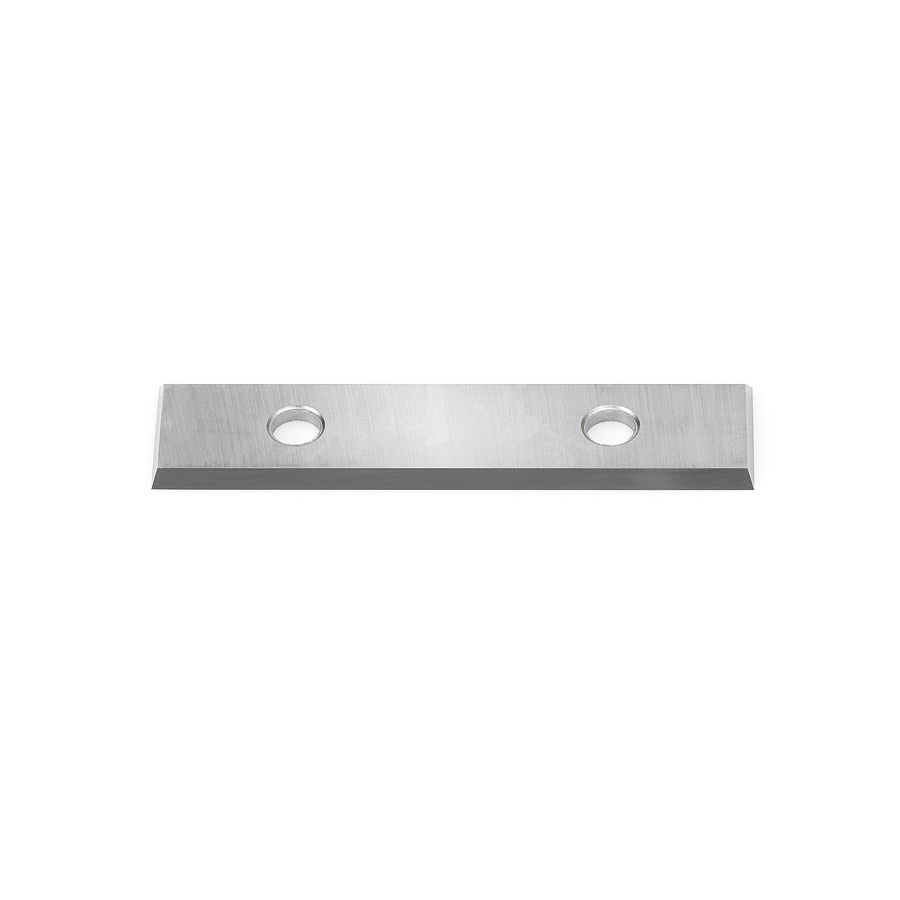 RCK-50 Solid Carbide 4 Cutting Edges Insert Knife General Purpose Wood, Chipboard, Plywood 50 x 12 x 1.5mm