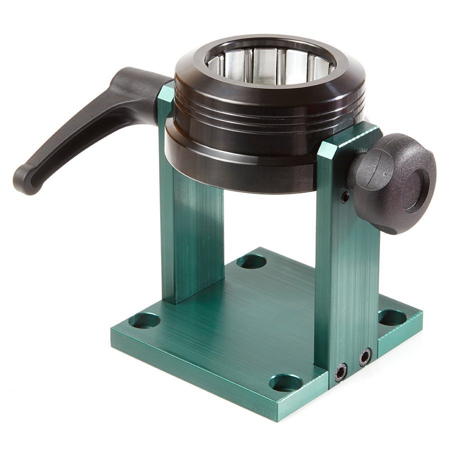UHO-50 Universal Adjustable Auto-Locking Stand for ISO30 Chuck