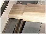 Deep Mortise and Long Tenon Cabinet Doors